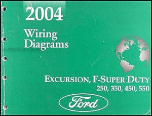 2004 Ford 250550 60L Diesel Engine Emissions Diagnosis