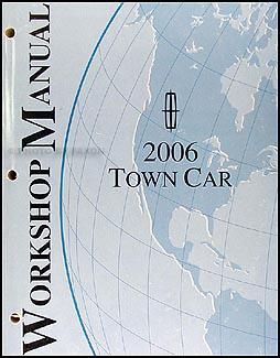 2006 Lincoln Town Car Original Wiring Diagrams