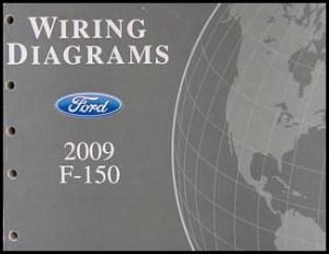 2009 Ford F150 Repair Shop Manual 2 Volume Set Original