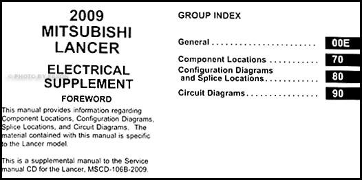 2009 lancer radio wiring diagram somurich 2009 lancer radio wiring diagram 2009 mitsubishi lancer radio wiring diagram wiring diagrams cheapraybanclubmaster Gallery