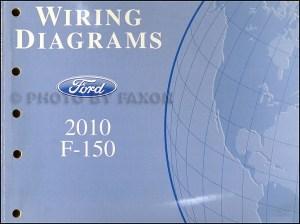 2010 Ford F150 Wiring Diagram Manual Original