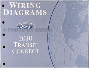 Wiring diagram for ford transit connect