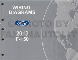 2013 Ford F150 Wiring Diagram Manual Original