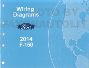 2014 Ford F150 Wiring Diagram Manual Original