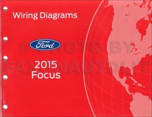 2015 Ford Focus Wiring Diagram Manual Original