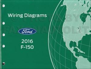 2016 Ford F150 Wiring Diagram Manual Original