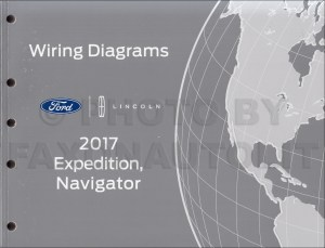2017 Ford Expedition Lincoln Navigator Wiring Diagram