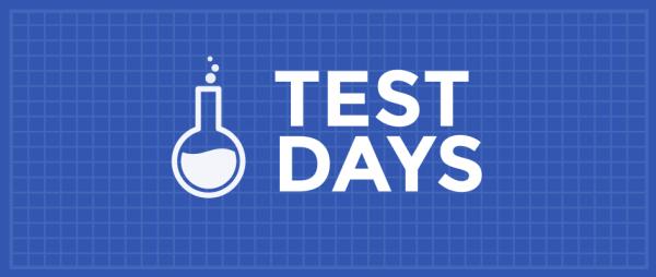 test-days