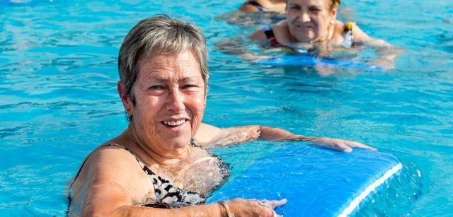 Hydrotherapy Can Improve FM Patients' Pain, Quality of Life, Study Finds