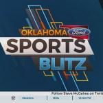 Oklahoma Ford Sports Blitz: September 12 💥👩👩💥