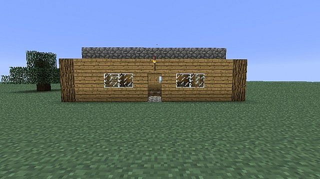 Mod 6 Crafting House 1 2 Instant Minecraft