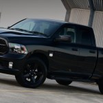 Ram 1500 Black Pack Hits Showrooms Drive Car News