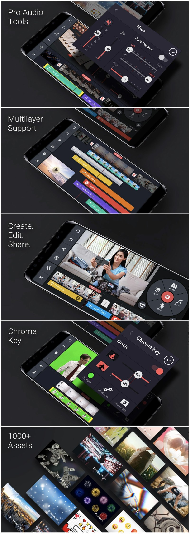 kinemaster1 - Best Free Video Editing App For Android