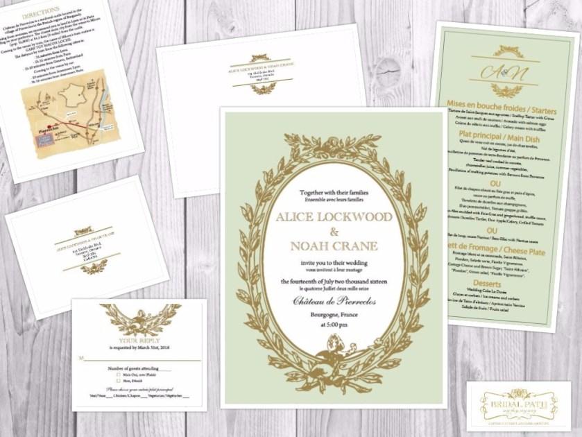 Wedding Invitation Thumbnail Image