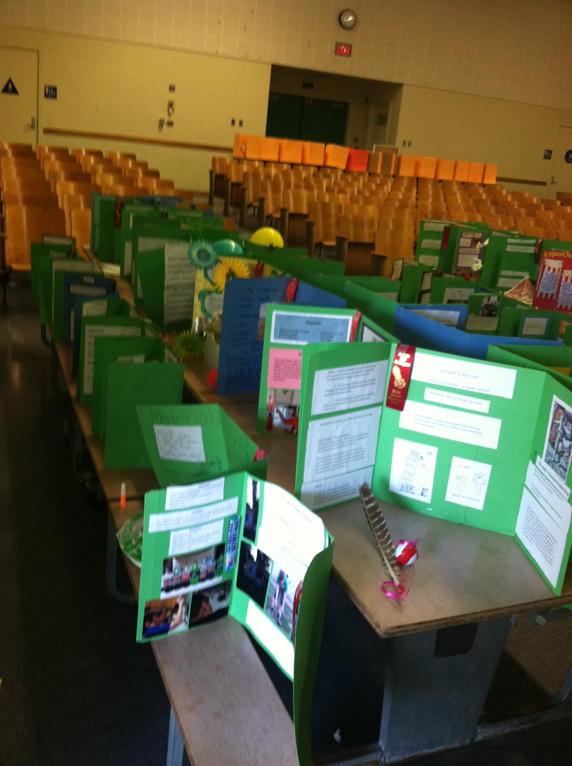 Encino Charter Elementary E Team Academics Science Fair Info