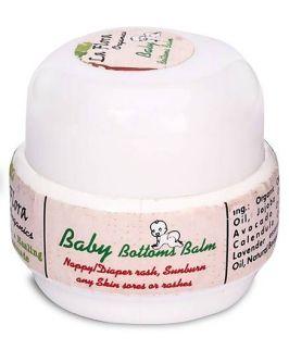 natural diaper rash creams in India