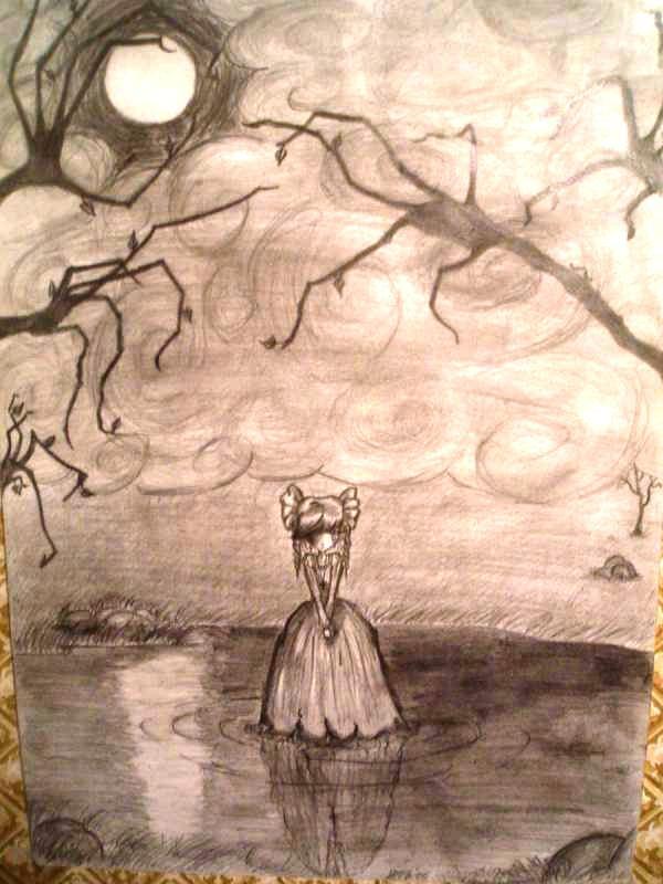 Рисунки больных шизофренией