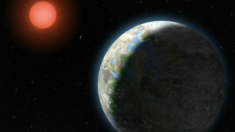 Gliese 581 g. Жизнь на других планетах, земля, космос
