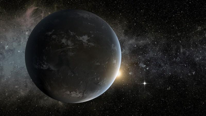 Kepler-62 f. Жизнь на других планетах, земля, космос