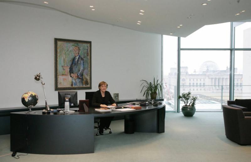 4. Германия. Кабинеты президентов, фото