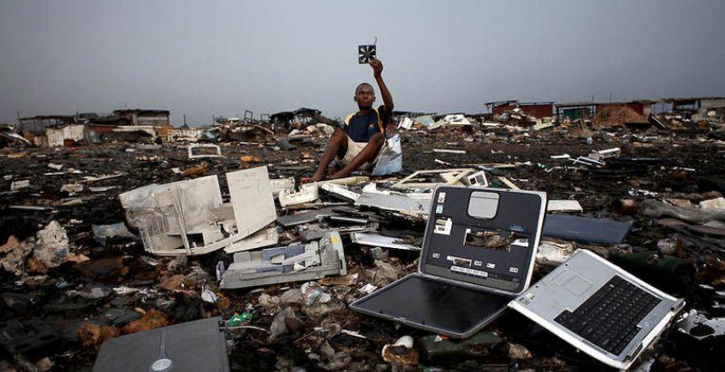 Переработка мусора в странах мира