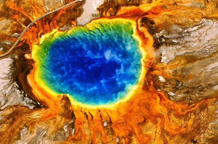 20. Большой призматический источник красота, удивительное рядом, фото, фотошоп