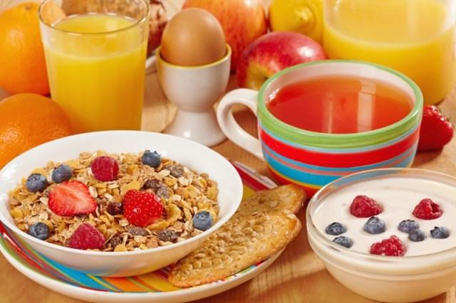Завтрак для тех, кто не может проснуться еда, факты