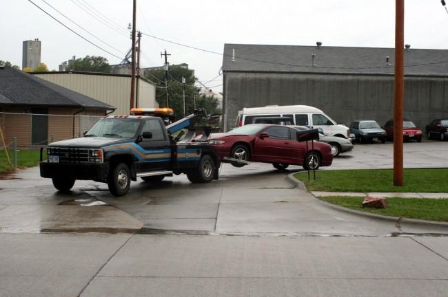 Способ №1: буксировка авария, авто, дтп, факты