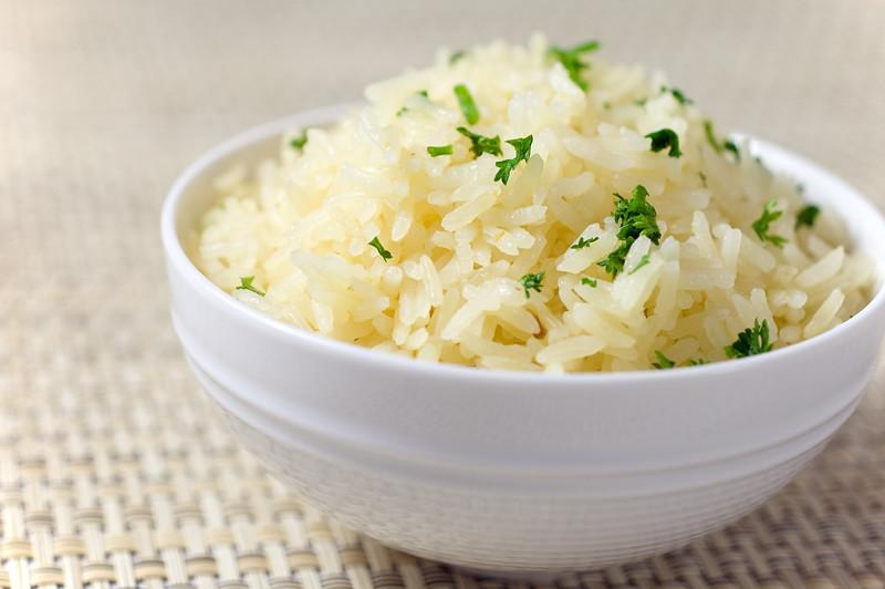 1. Белый рис продукты, факты