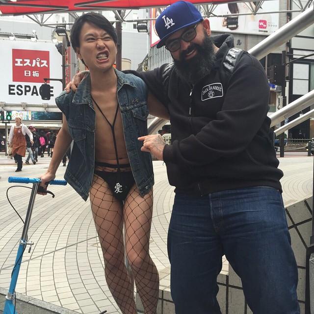 Не злите японцев! япония, японцы