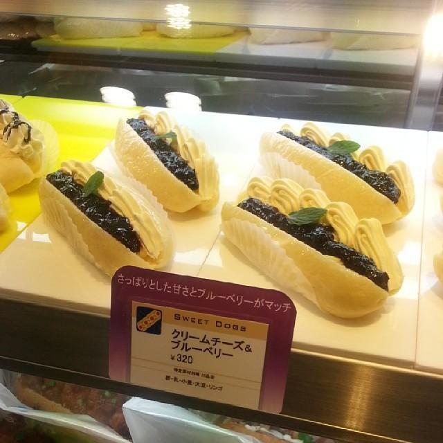 Сладкие хот-доги япония, японцы