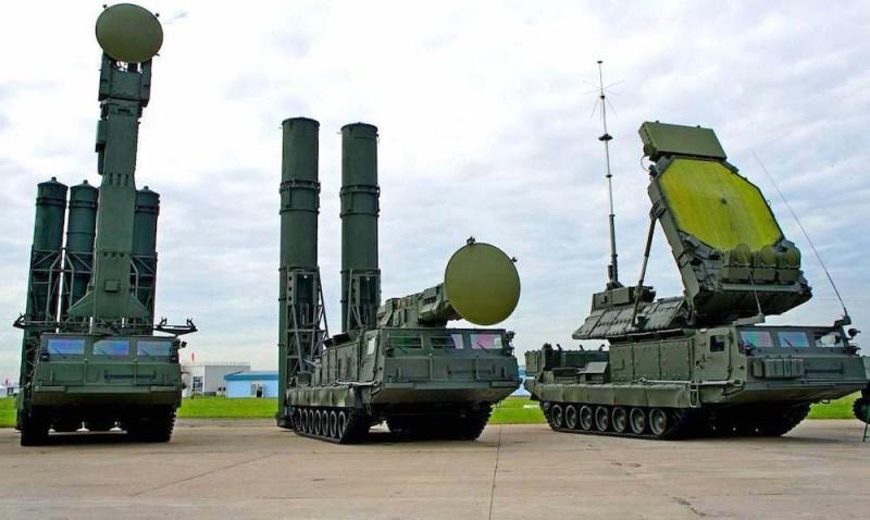 9. Мобильная зенитная ракетная система «Антей-2500». вооружение, оружие, россия