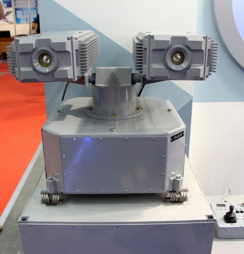 3. Станция визуально-оптических помех «Грач». вооружение, оружие, россия