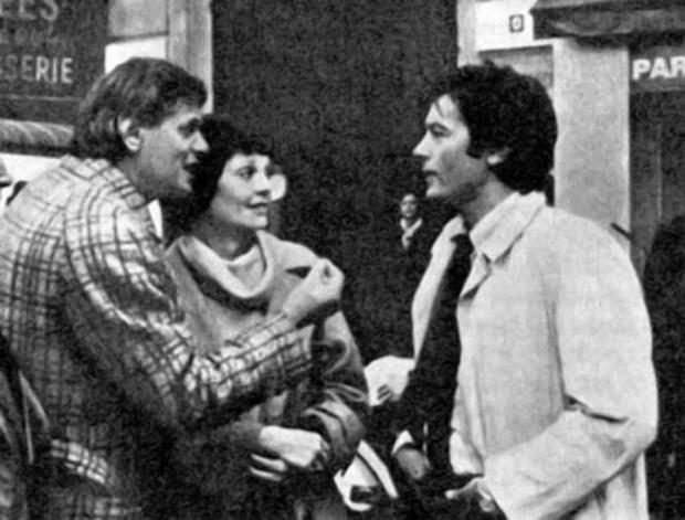 """Ален Делон на съёмках """"Тегеран-43"""". 1980 год СССР, кино, франция"""