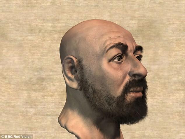 Ученые показали, как на самом деле выглядел Иисус Христос медики, открытие, ученые, христос, эксперт