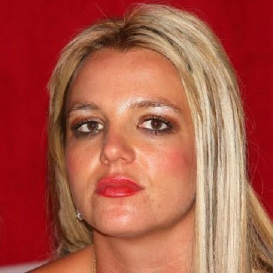 Бритни Спирс грим, звезды, знаменитости, косметика, красота, макияж