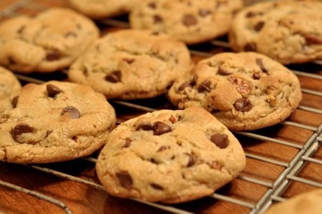 5. Печенье с шоколадной крошкой кухня, мужчины, рецепты