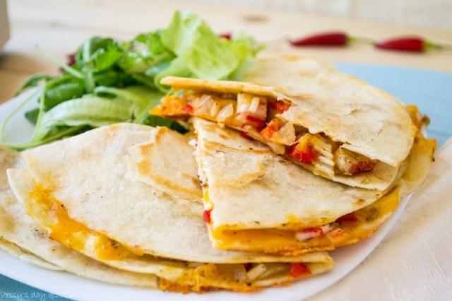 4. Кесадилья кухня, мужчины, рецепты