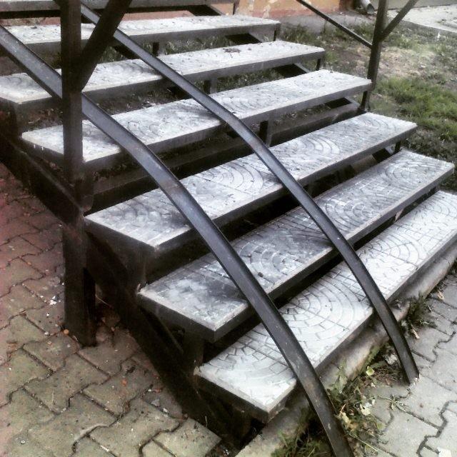 В Хабаровске доступная среда, инвалиды, пандус, пандусы