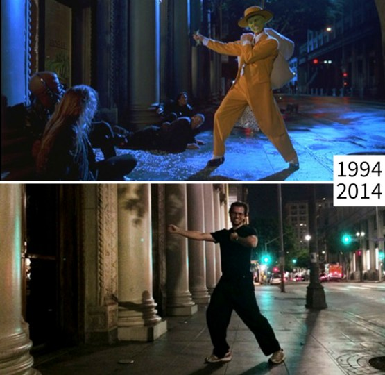 Маска голливуд, кино, лос-анджелес, место съемки изменить нельзя