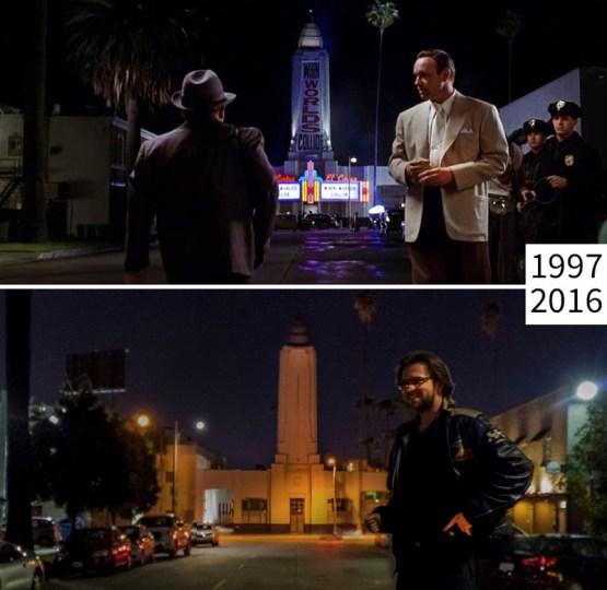 Секреты Лос-Анджелеса голливуд, кино, лос-анджелес, место съемки изменить нельзя