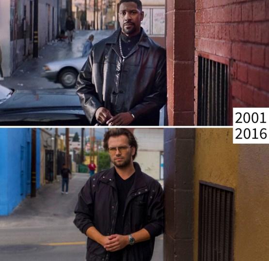 Тренировочный день голливуд, кино, лос-анджелес, место съемки изменить нельзя