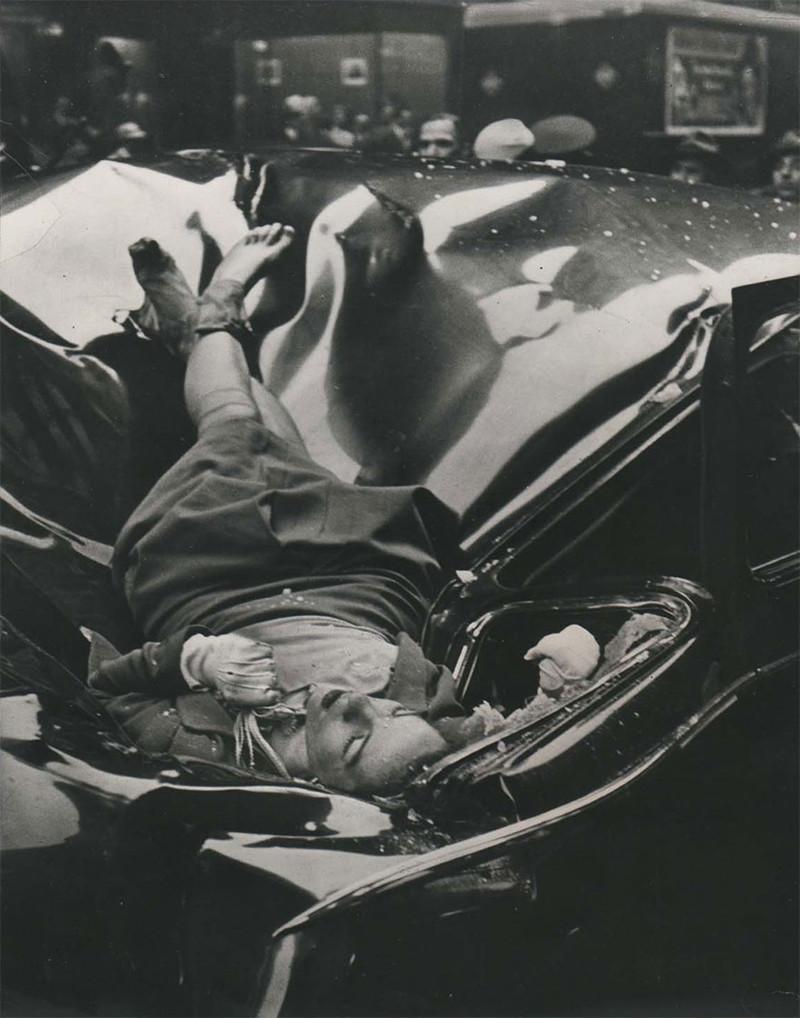 Самое красивое самоубийство: Эвелин Макхейл бросилась с Эмпайр-стейт-билдинг в 1947 году история, факты, фото