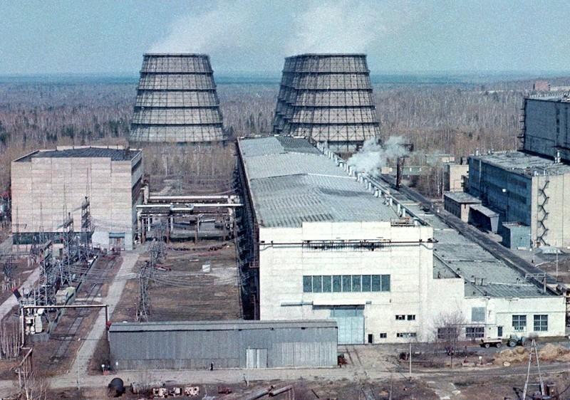 Закрытый город Северск, Томская область зона заражения, опасные места, радиация, россия