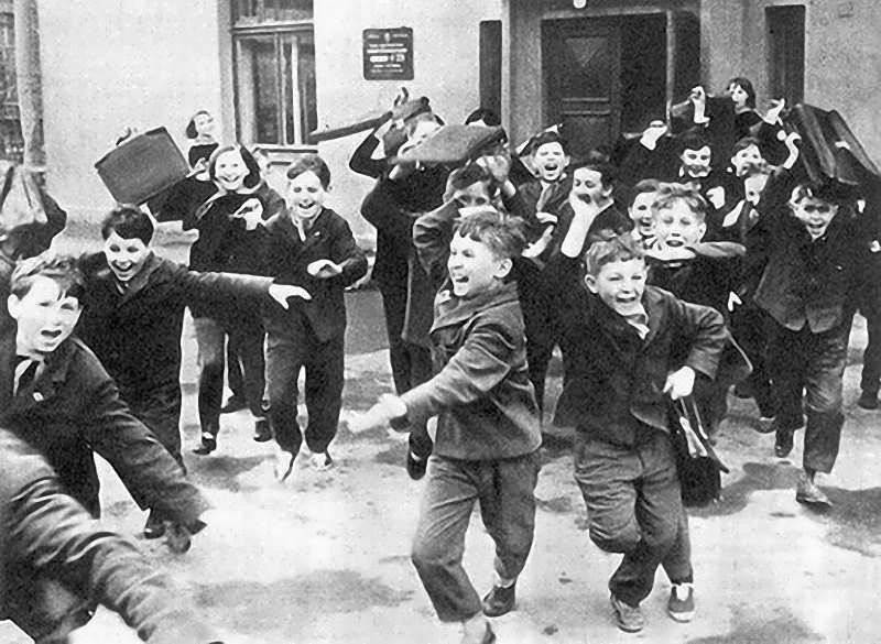 В детстве я знал наверняка, что наши - лучше всех... и сейчас знаю! СССР, история, факты