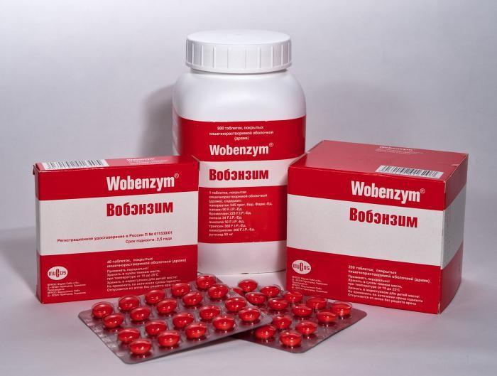 Вобэнзим  Фармацевтика, лекарство, обман