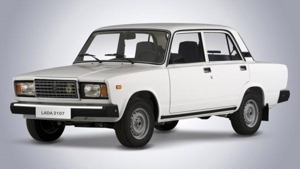 "Ваз 2107 - ""семёра"" Автомобили СССР, авто"