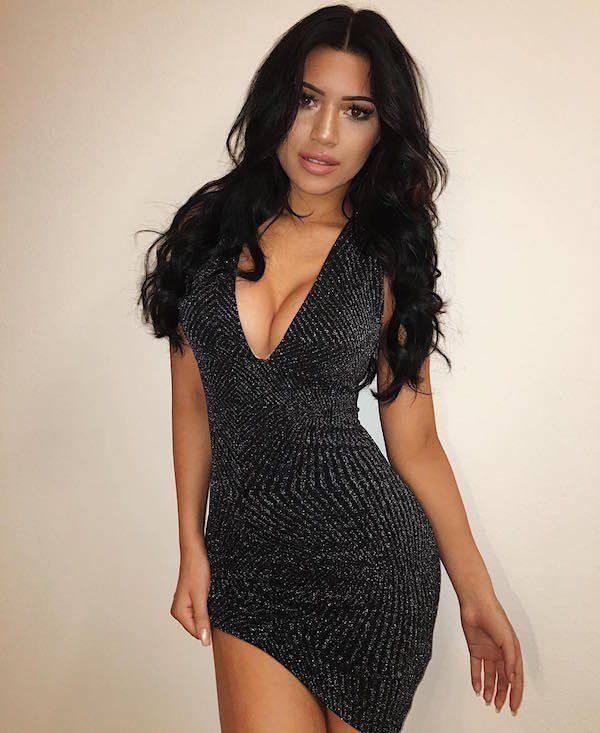 Когда платье подчеркивает твою стройную фигуру девушки в платьях, платья, фигура