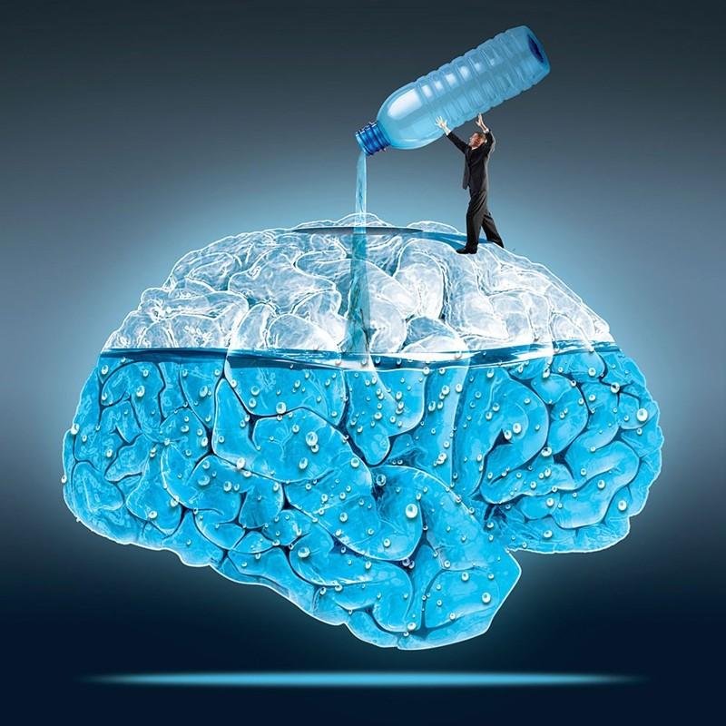 6. Верхушка айсберга  иллюстрация, общество, порок, сюрреализм