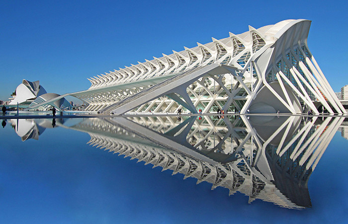 Научный музей архитектура, интересное, испания